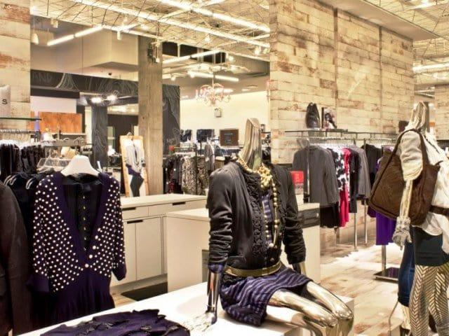 Onde comprar roupas em Boston