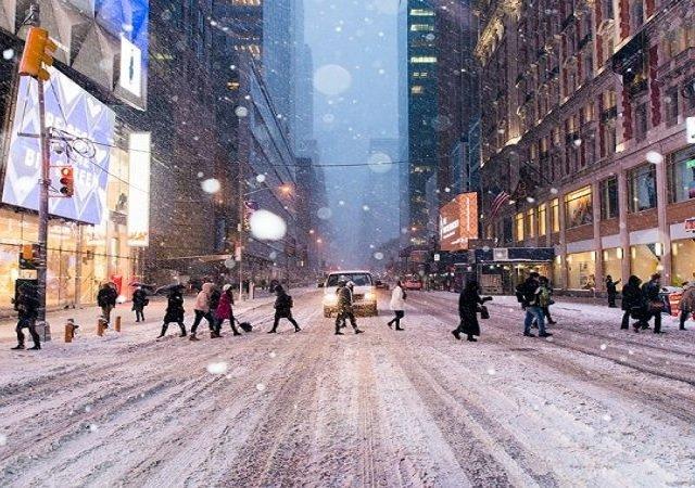 Clima e Temperatura em Nova York