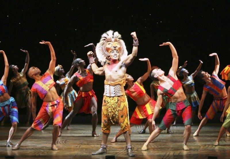 Musical do Rei Leão na Broadway em Nova York