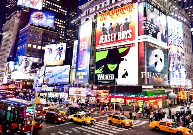 Shows da Broadway em Nova York