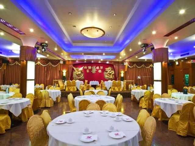 Restaurante Golden Unicorn de Chinatown em Nova York