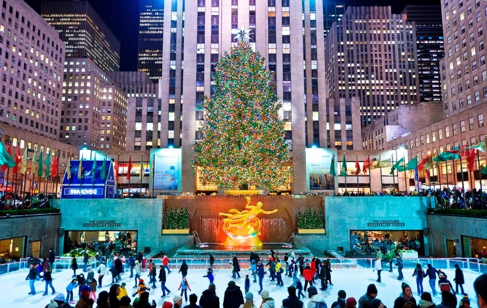 Rockefeller Center em Nova York
