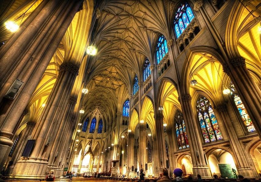 Saint Patrick's Cathedral em Nova York