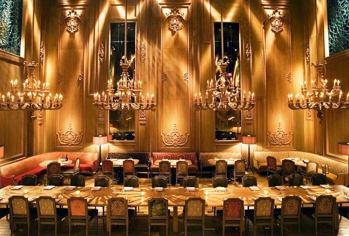 Buddakan em Nova York Restaurante