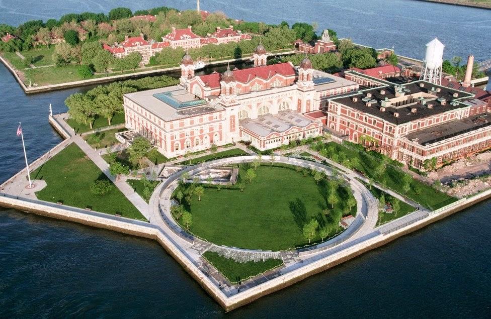Ellis Island em Nova York