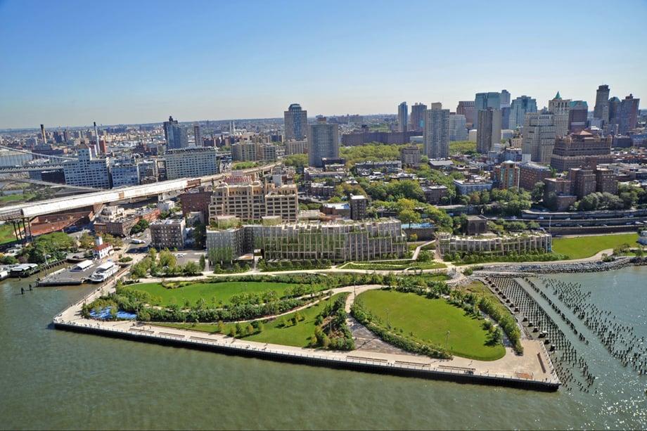 Brooklyn Bridge Park em Nova York   Parques