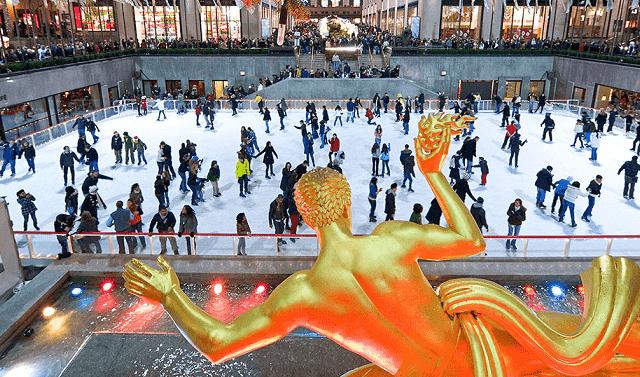 Ingressos para Tour Rockefeller Center em Nova York