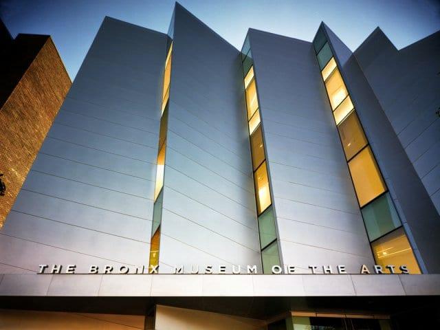 Museu de Arte do Bronx em Nova York