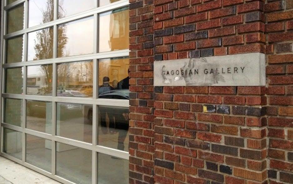 Gagosian Gallery Nova York Galeria Arte