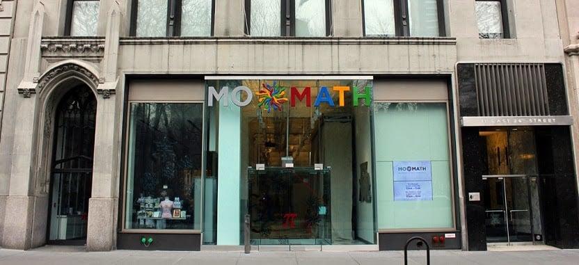 Museu Nacional da Matemática em Nova York