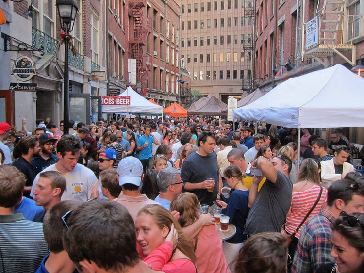 Stone Street Oyster Festival