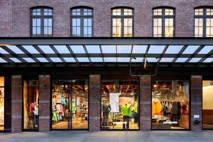 Loja Esportiva Patagonia Store em Nova York