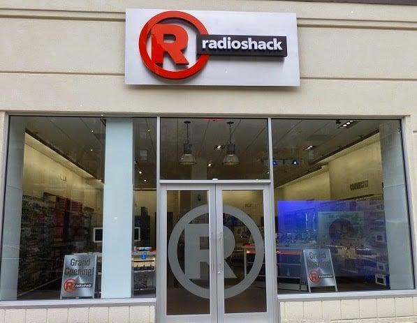 Loja Radio Shack em Nova York | Eletrônicos (fechado)