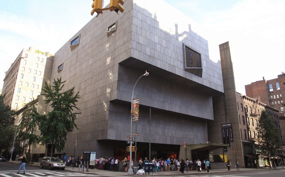 Whitney Museum of American Art em Nova York