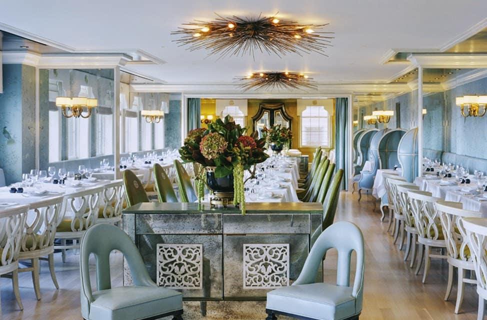 Restaurante Bergdorf Goodman em Nova York