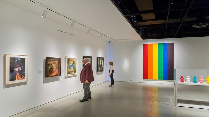 Visita aos museus de Nova York com desconto para a melhor idade