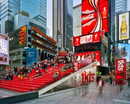 Ingressos da Broadway em Nova York TKTS