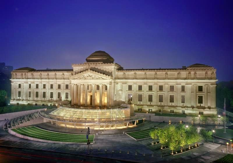 Museu do Brooklyn New York
