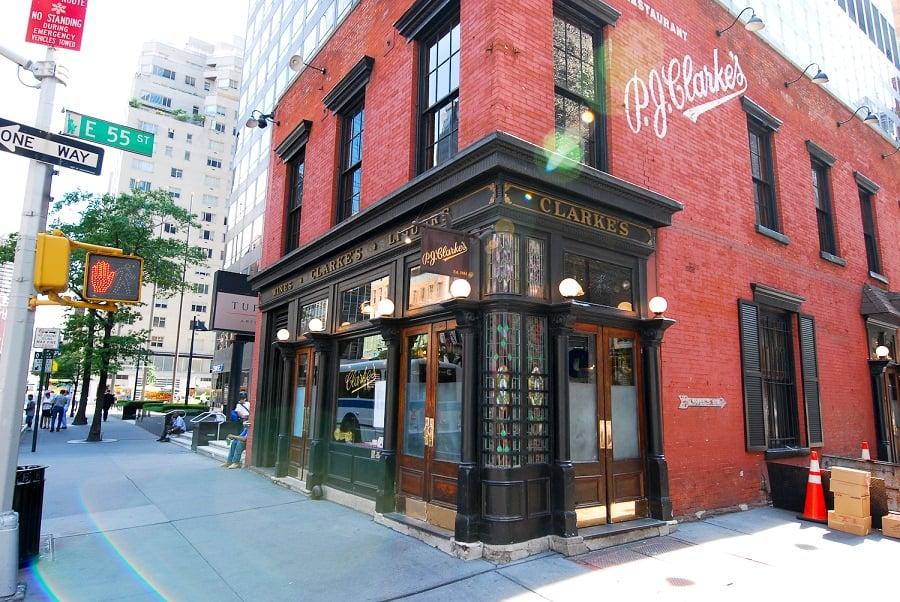 P.J. Clarke's em Nova York