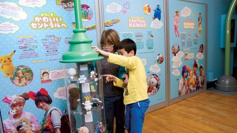 Atrações do Museu das Crianças de Manhattan