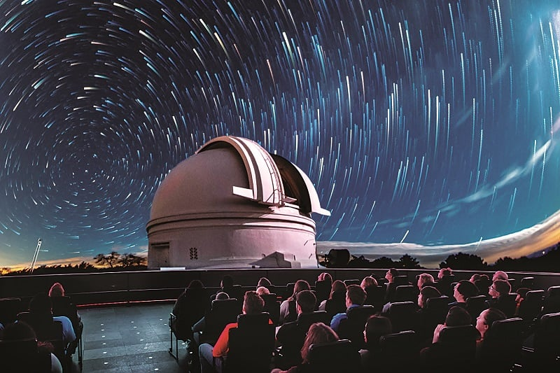 Atrações do Planetário Adler em Chicago