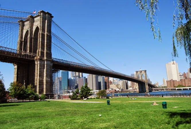 Brooklyn Bridge Park Nova York
