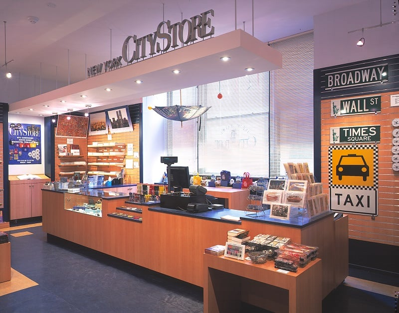 Loja CityStore em Nova York