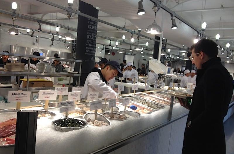 Destaques do Chelsea Market