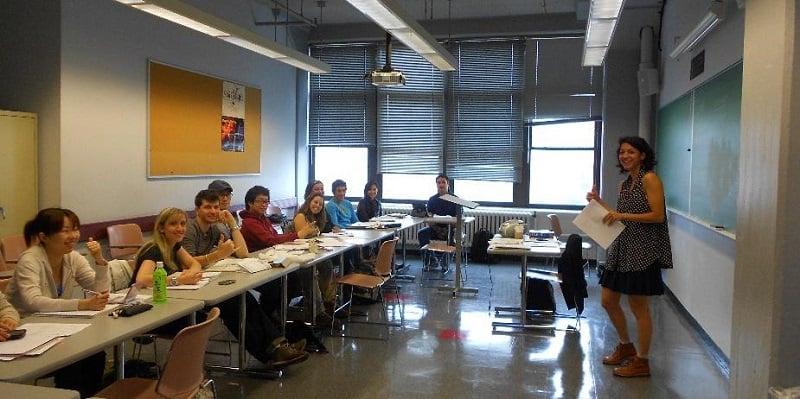 Escola LSI em Nova York