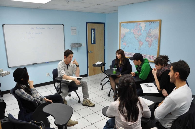 Escola Zoni em Nova York