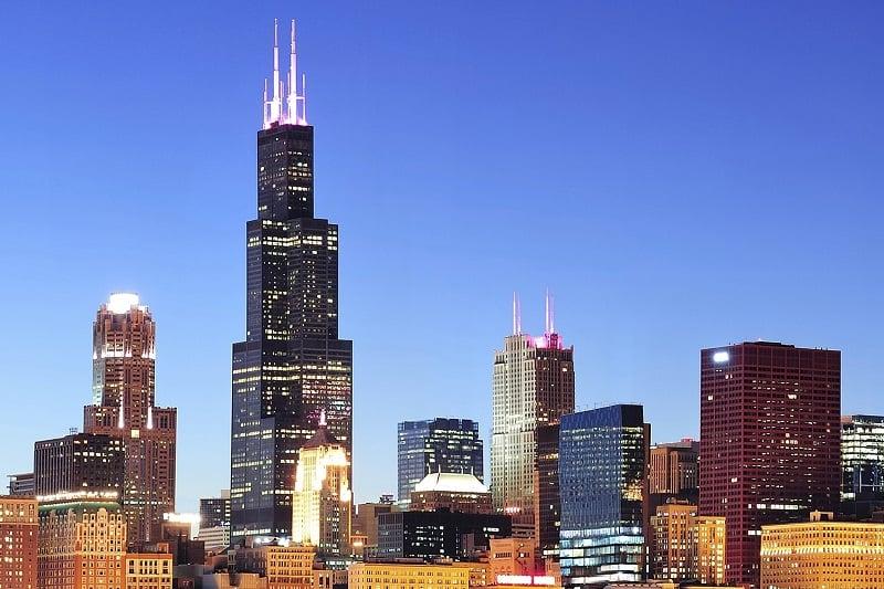 Torre Willis em Chicago
