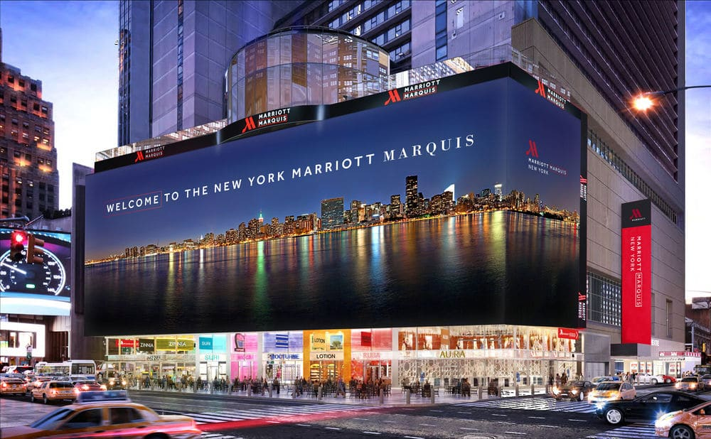 Hotel Marriott Marquis New York
