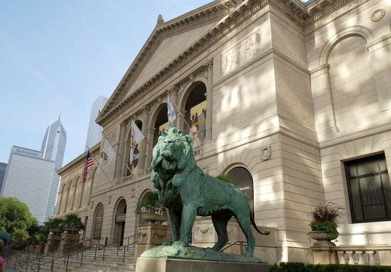 Museu Art Institute of Chicago
