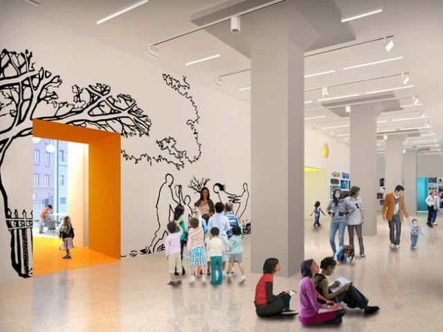 Museu de Arte das Crianças em Nova York