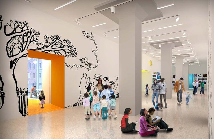 Atrações do Museu de Arte das Crianças
