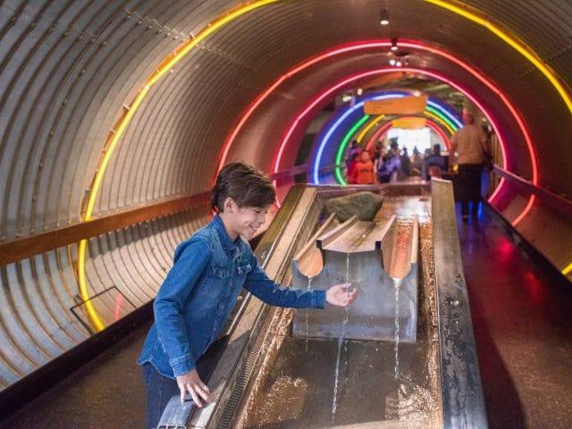 Museu da Criança no Brooklyn em Nova York