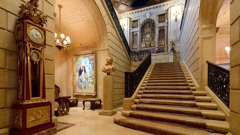 O que ver no Museu Coleção Frick na Henry Clay Frick House