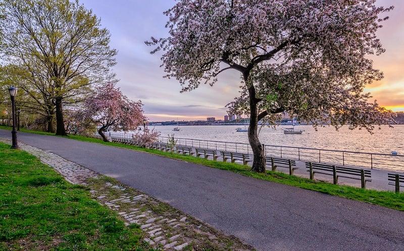 Riverside Park em Nova York