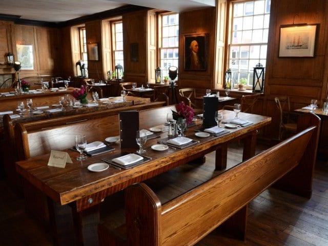 Restaurante Fraunces Tavern em Nova York