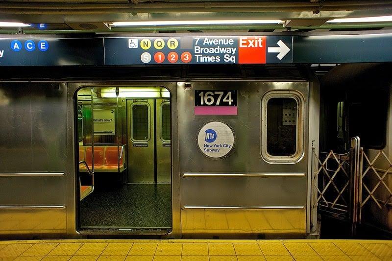 Como andar de metrô em Nova York