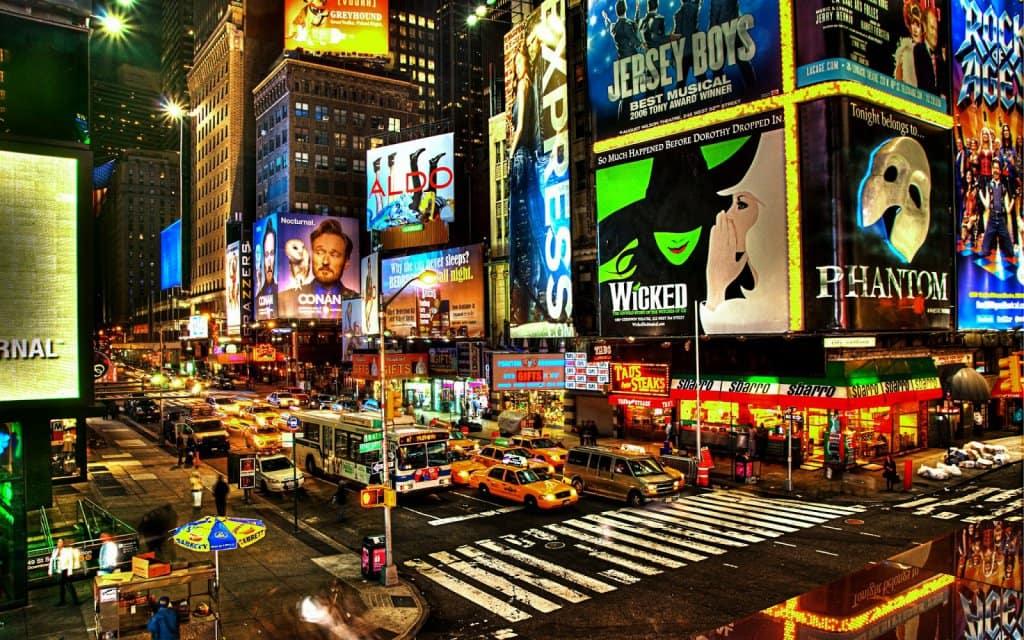 Hotéis perto da Times Square em Nova York