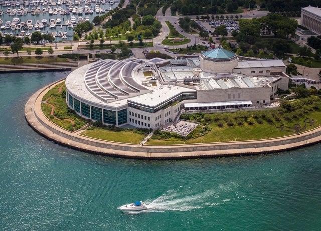 Aquário Shedd Aquarium em Chicago