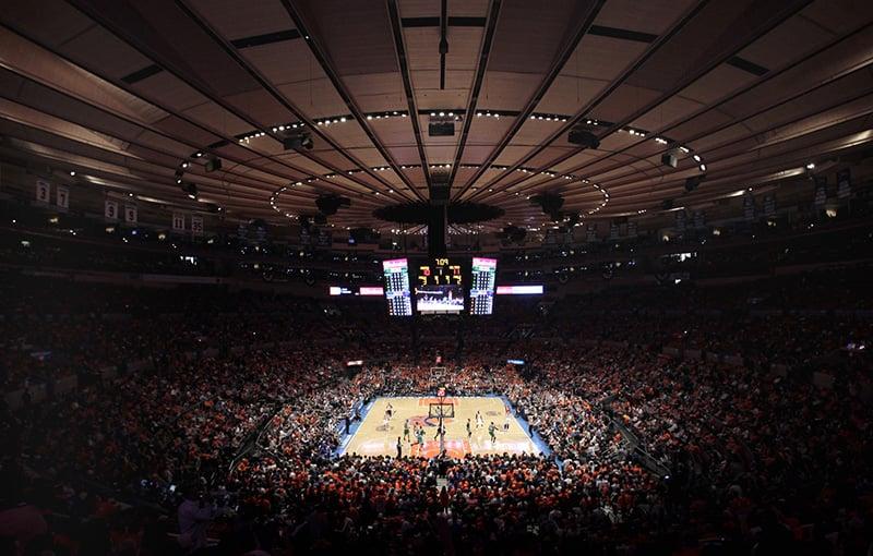 Como chegar na Arena Madison Square Garden em Nova York