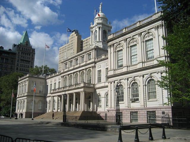 Passeio pela prefeitura de Nova York   City Hall
