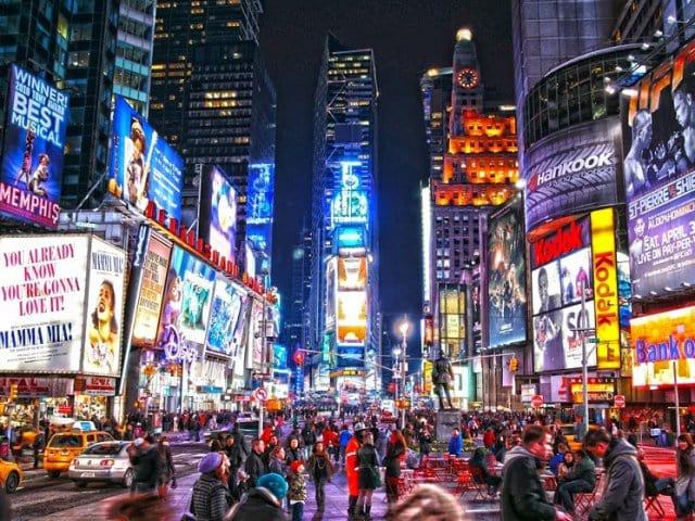Passeio pelos cenários de filmes e séries em Nova York