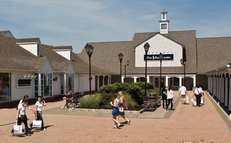 Woodbury Common Premium Outlets em Central Valley