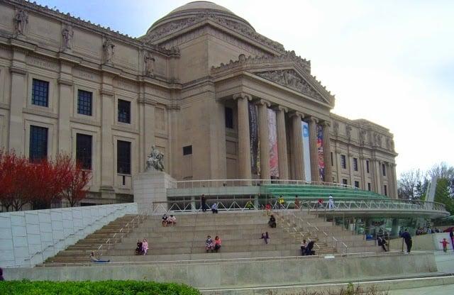 Museu do Brooklyn em Nova York