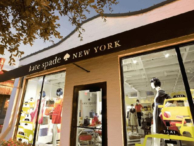 Loja Kate Spade em Nova York