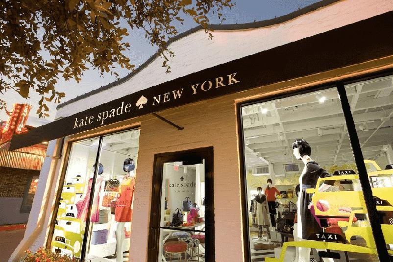 Veja como é a loja Kate Spade em Nova York