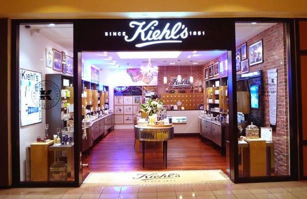 Loja Kiehl's em Nova York   Produtos de cabelo e pele